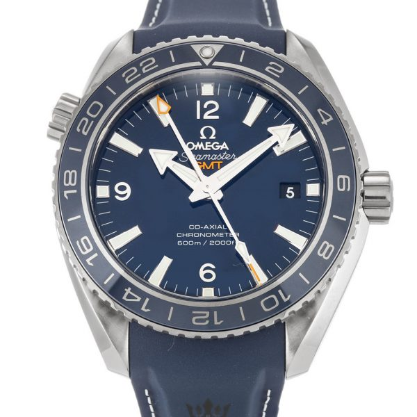 Omega Planet Ocean Replica 232.92.44.22.03.001 Blue Dial 45.5MM