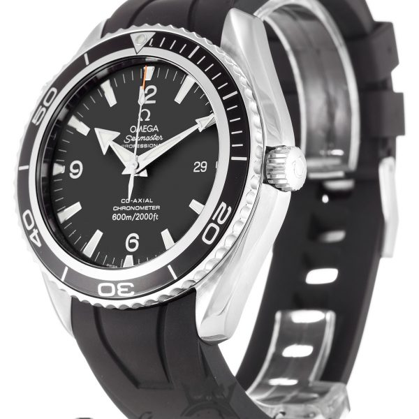 Omega Planet Ocean Replica 2900.50.91 Black Dial 45.5MM