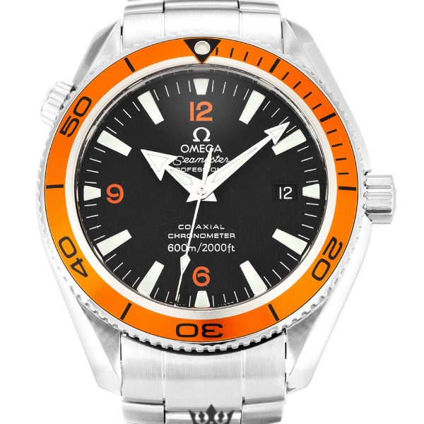 Omega Planet Ocean Replica 2908.50.00 Black Dial 45MM