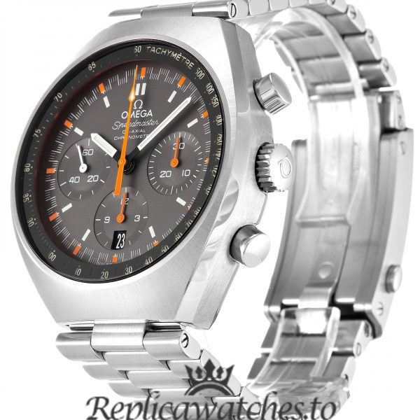 Omega Speedmaster Replica 327.10.43.50.06.001 Grey Dial 42.4MM