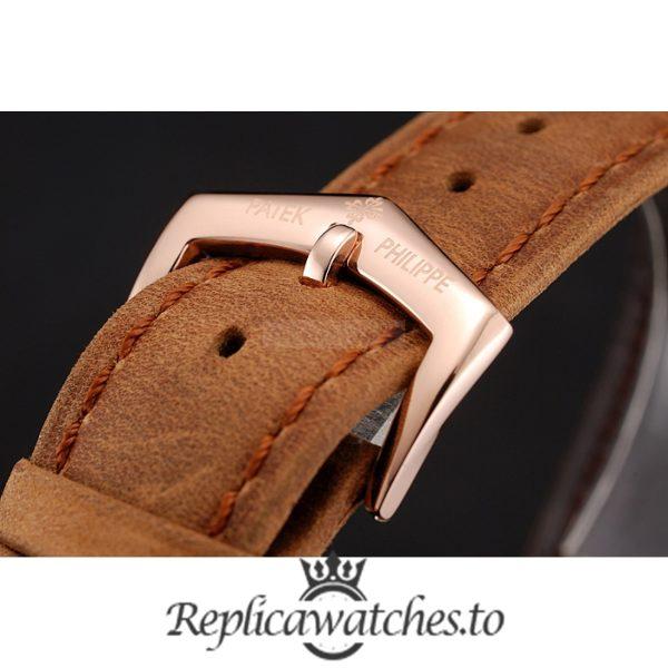 Patek Philippe Grand Complications Replica 1453814 Black Dial 41MM