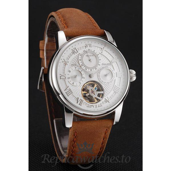 Patek Philippe Grand Complications Replica 1453817 White Dial 41MM
