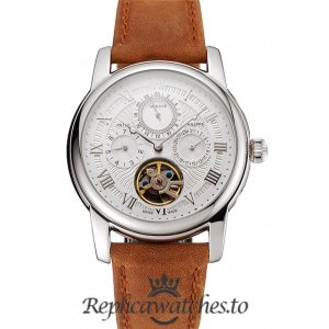 Patek Philippe Grand Complications Replica 1453817 White Dial 41MM