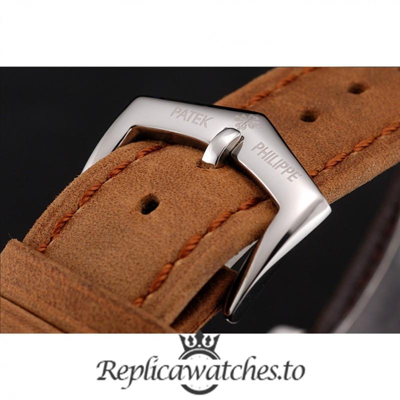 Patek Philippe Grand Complications Replica 1453818 White Dial 41MM