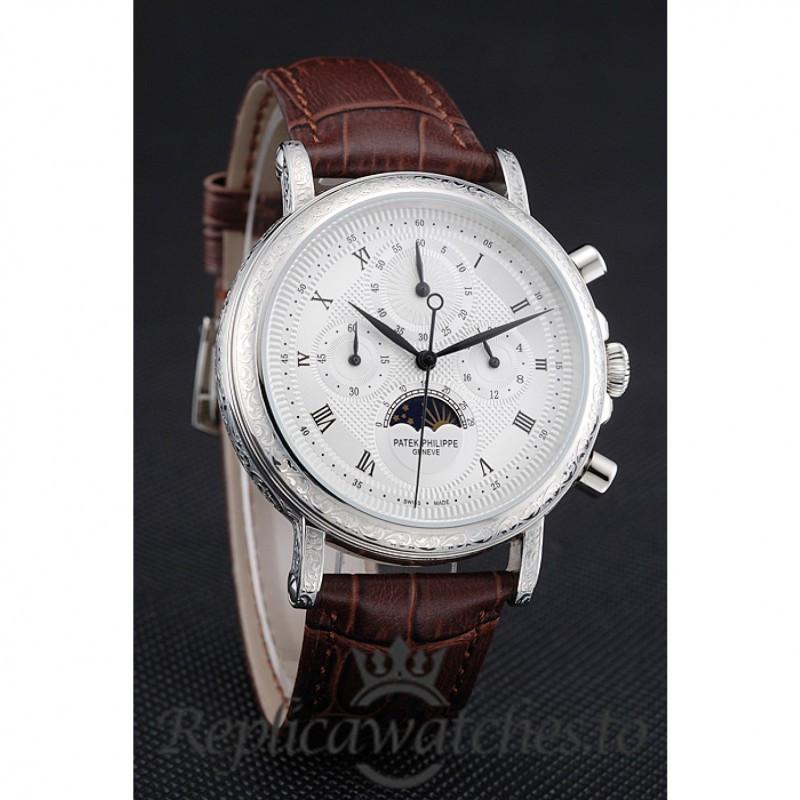 Patek Philippe Grand Complications Replica 1454143 White Dial 41MM