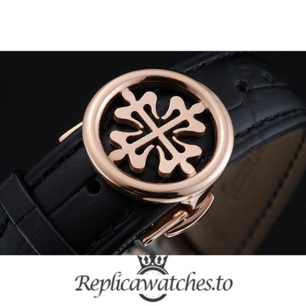 Patek Philippe Grand Complications Replica 1454238 Black Dial 41MM