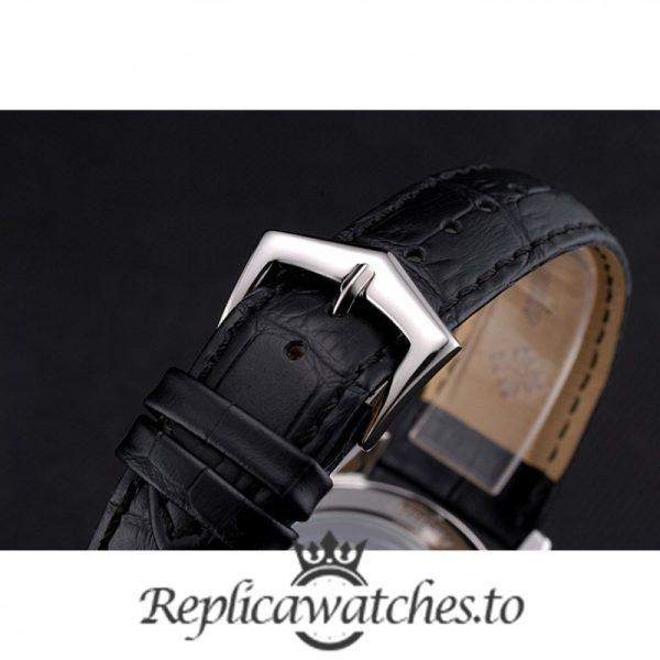 Patek Philippe Grand Complications Replica Black Strap 42MM