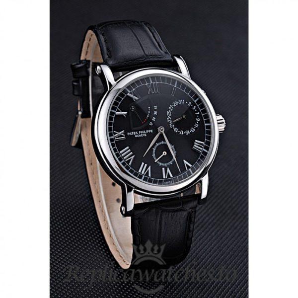 Patek Philippe Grand Complications Replica 622141 Black Dial 40MM