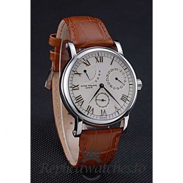 Patek Philippe Grand Complications Replica 622142 White Dial 40MM