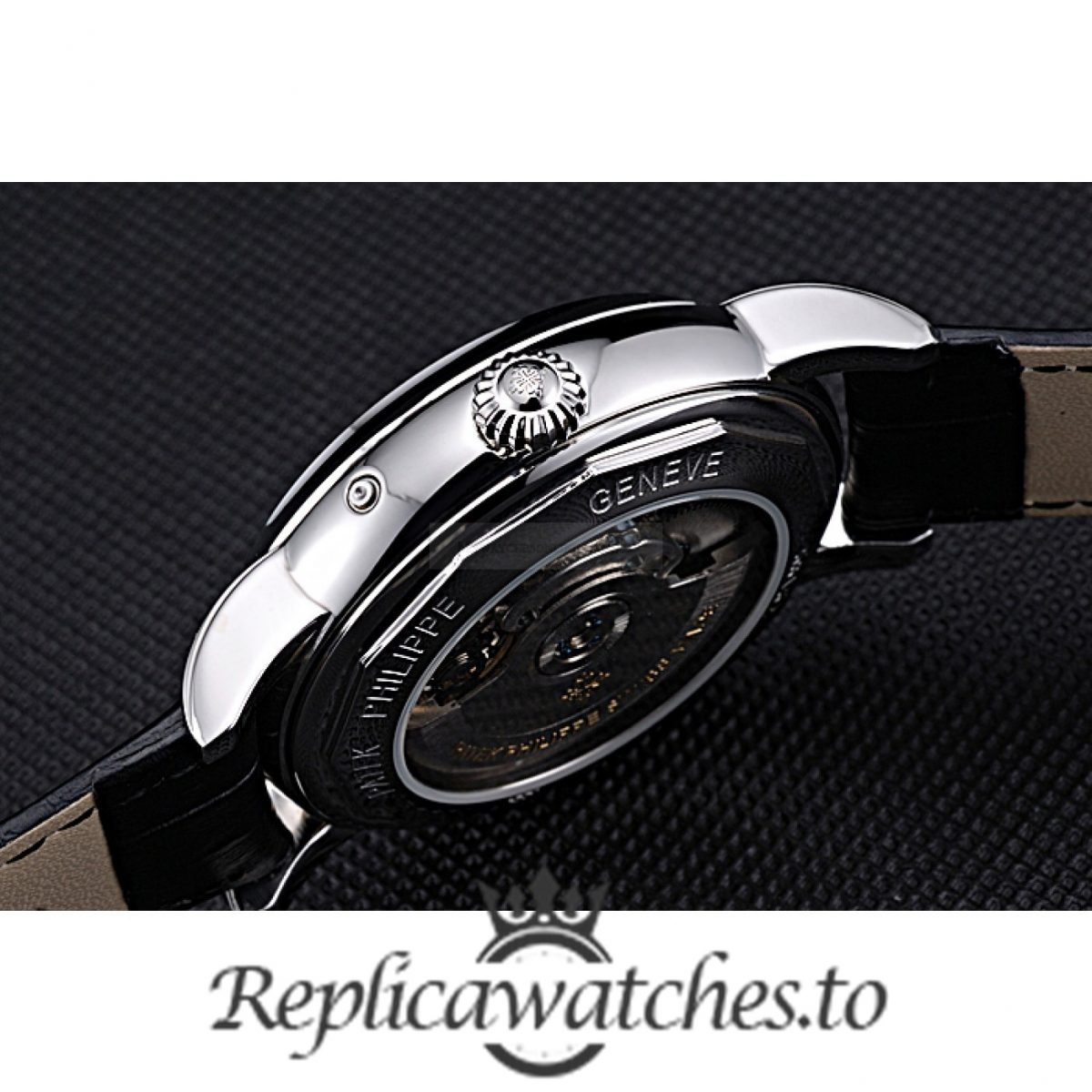Patek Philippe Grand Complications Replica 622153 Black Dial 43MM