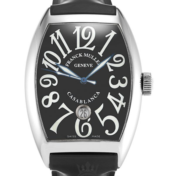 Franck Muller Casablanca Replica 8880 C DT 001 Black Arabic Dial 39MM