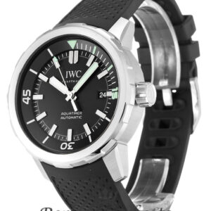IWC Aquatimer Replica IW329001 Black Dial 42MM