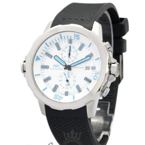 IWC Aquatimer Replica IW329003 White And Blue Dial 42MM
