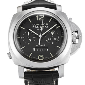 Panerai Luminor 1950 Replica PAM00275 Black Baton Dial 44MM