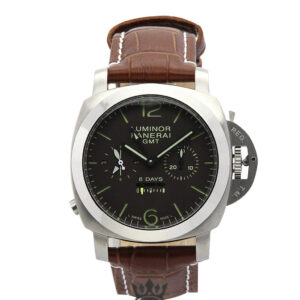 Panerai Luminor 1950 Replica PAM00311 Brown Baton Dial 44MM
