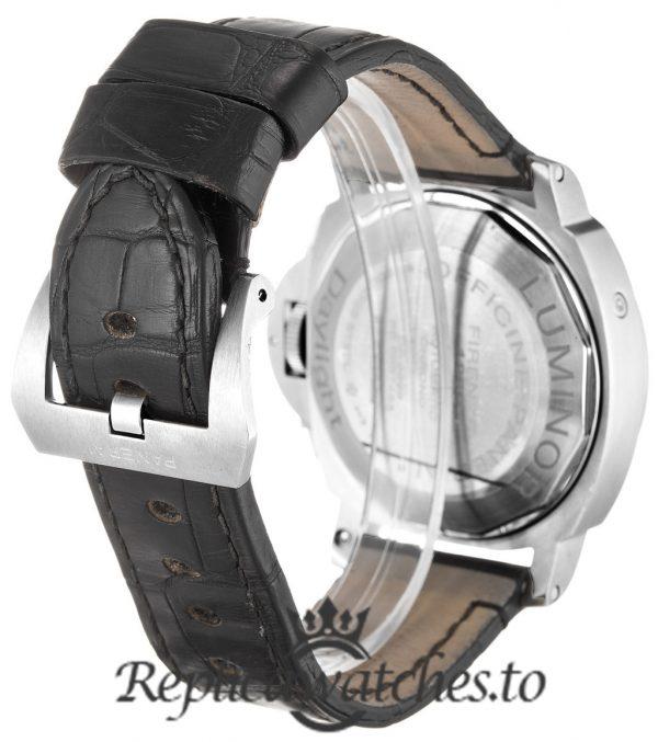 Panerai Luminor Chrono Replica PAM00250 Black Dial 44MM