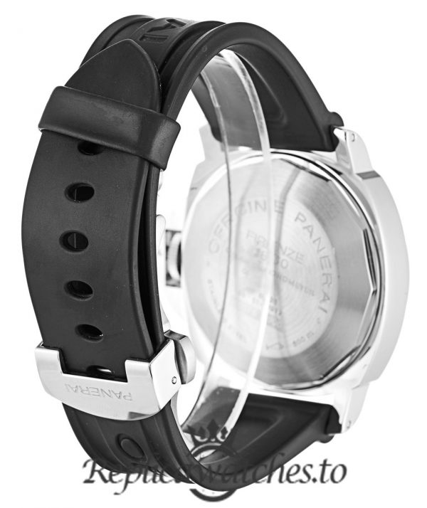 Panerai Luminor GMT Replica PAM00088 Black Baton Dial 44MM