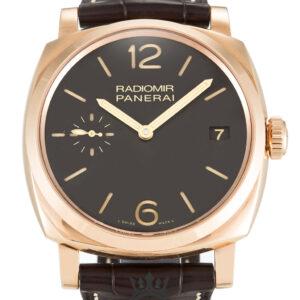 Panerai Radiomir Replica PAM00515 Brown Baton Dial 47MM