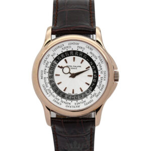 Patek Philippe Complicated Replica 5130J 001 Beige Baton Dial 39MM