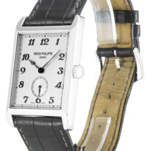 Patek Philippe Gondolo Replica 5109G Silver Arabic Dial 30MM
