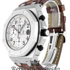Audemars Piguet Royal Oak Offshore Replica 26170ST.OO.D091CR.01 Cream Arabic Dial 42MM