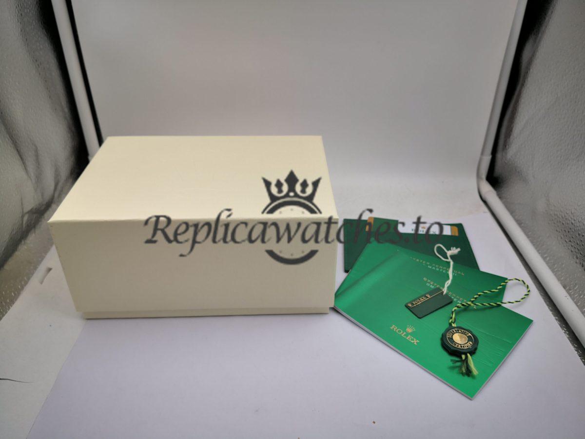 Fake Swiss Rolex Box
