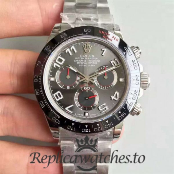 Swiss Rolex Daytona Replica 116500LN 013 Stainless Steel 410L Automatic 40 mm
