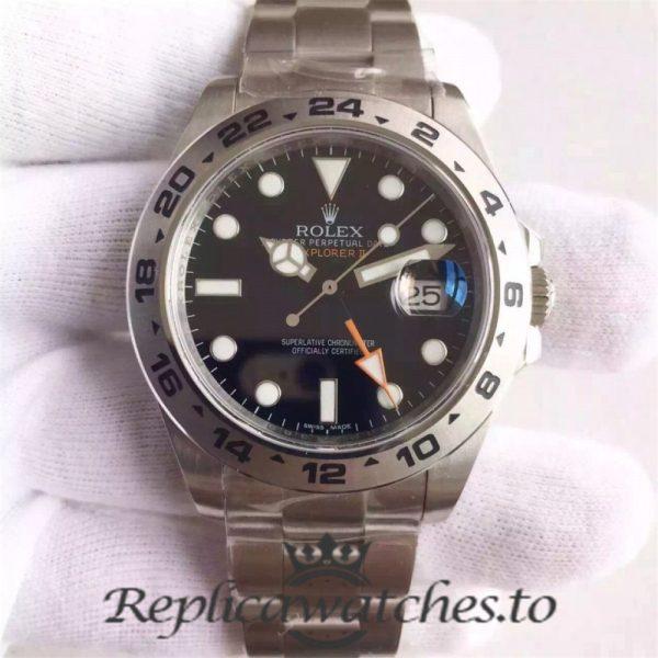 Swiss Rolex Explorer Replica 216570 001 Stainless Steel 410L Automatic 42mm