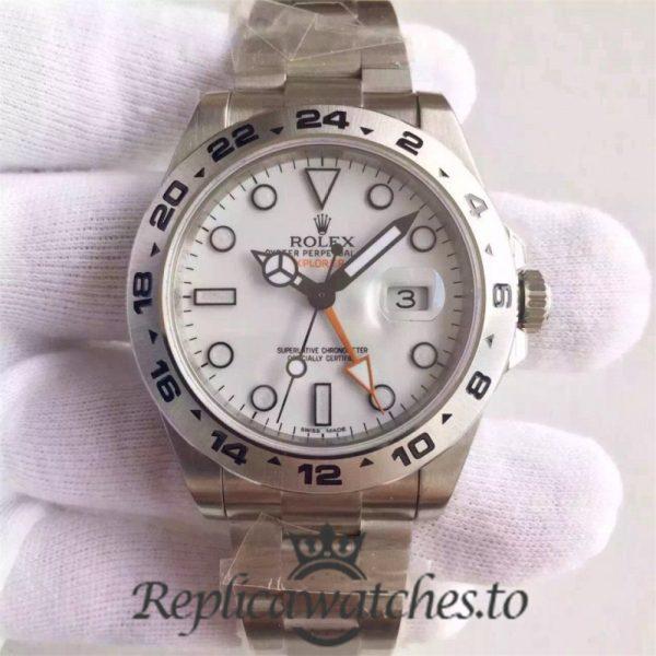 Swiss Rolex Explorer Replica 216570 003 Stainless Steel 410L Automatic 42mm