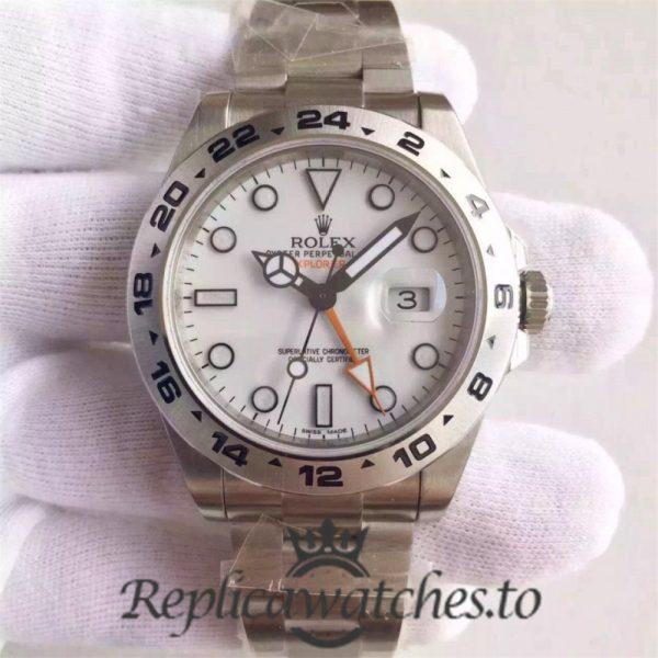 Swiss Rolex Explorer Replica 216570 005 Stainless Steel 410L Automatic 42mm