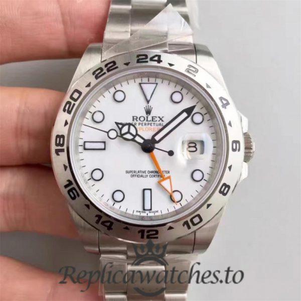 Swiss Rolex Explorer Replica 216570 Stainless Steel 410L Automatic 42mm