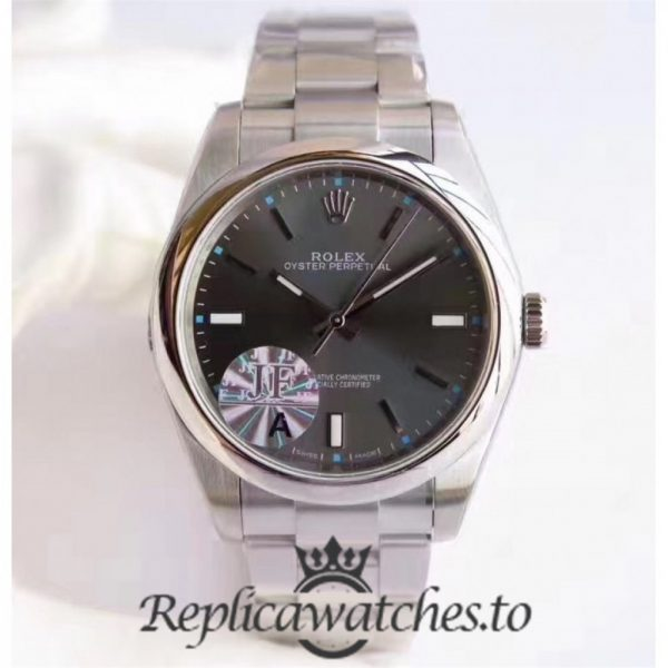 Swiss Rolex Oyster Perpetual Replica 114300 001 Stainless Steel 410L Automatic 39mm