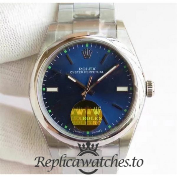 Swiss Rolex Oyster Perpetual Replica 114300 002 Stainless Steel 410L Automatic 39mm