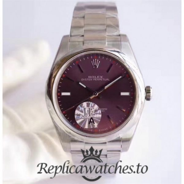 Swiss Rolex Oyster Perpetual Replica 114300 008 Stainless Steel 410L Automatic 39mm