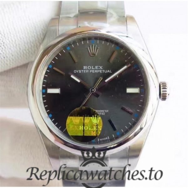 Swiss Rolex Oyster Perpetual Replica 114300 009 Stainless Steel 410L Automatic 39mm