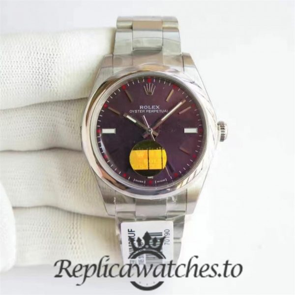 Swiss Rolex Oyster Perpetual Replica 114300 011 Stainless Steel 410L Automatic 34mm
