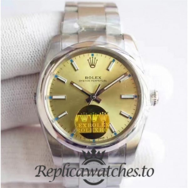 Swiss Rolex Oyster Perpetual Replica 114300 012 Stainless Steel 410L Automatic 39mm