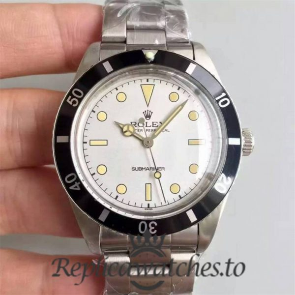 Swiss Rolex Submariner Replica 6538 001 Stainless Steel 410L Automatic 40mm