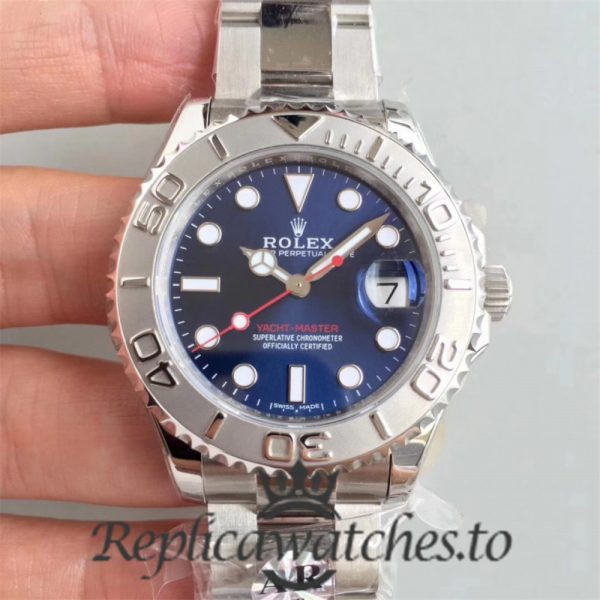 Swiss Rolex Yacht-Master Replica 268622 Stainless Steel 410L Automatic 40mm