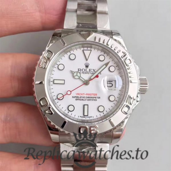 Swiss Rolex Yacht-Master Replica 116622 002 Stainless Steel 410L Automatic 40mm
