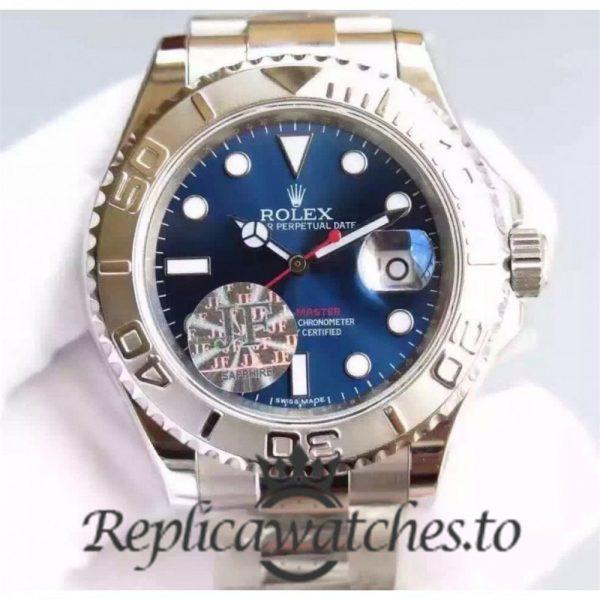 Swiss Rolex Yacht-Master Replica 116622 006 Stainless Steel 410L Automatic 40mm