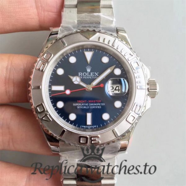 Swiss Rolex Yacht-Master Replica 116622 009 Stainless Steel 410L Automatic 40mm