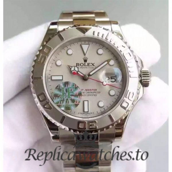 Swiss Rolex Yacht-Master Replica 116622 016 Stainless Steel 410L Automatic 40mm