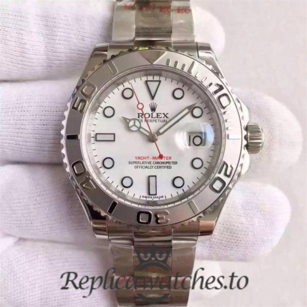 Swiss Rolex Yacht-Master Replica 116622 020 Stainless Steel 410L Automatic 40mm