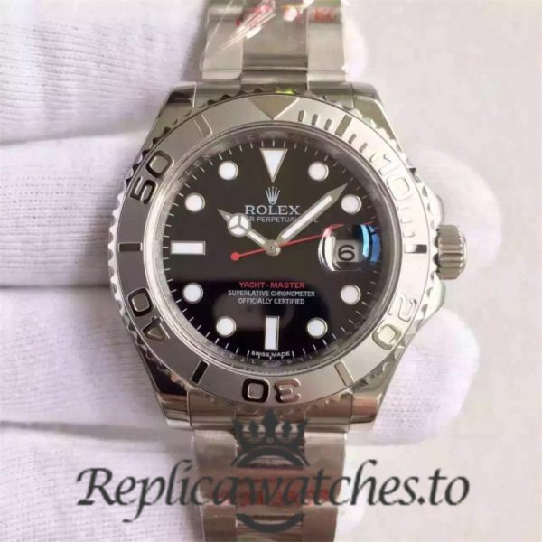 Swiss Rolex Yacht-Master Replica 116622 022 Stainless Steel 410L Automatic 40mm