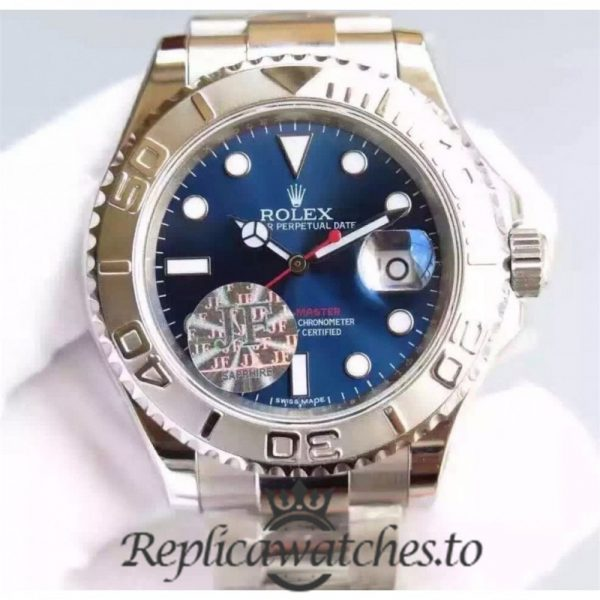 Swiss Rolex Yacht-Master Replica 116622 023 Stainless Steel 410L Automatic 40mm