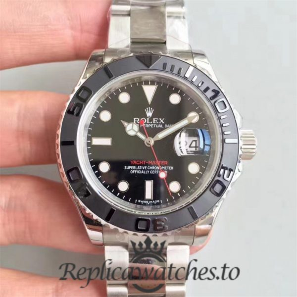Swiss Rolex Yacht-Master Replica 116622 Stainless Steel 410L Automatic 40mm