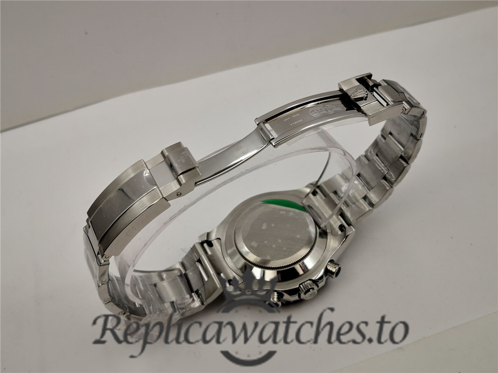 Swiss Rolex Yacht-Master Replica 116680 Stainless Steel 410L Automatic 44mm