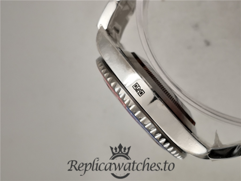 Swiss Rolex GMT-Master Replica 116719BLRO Stainless Steel 410L Automatic 40mm