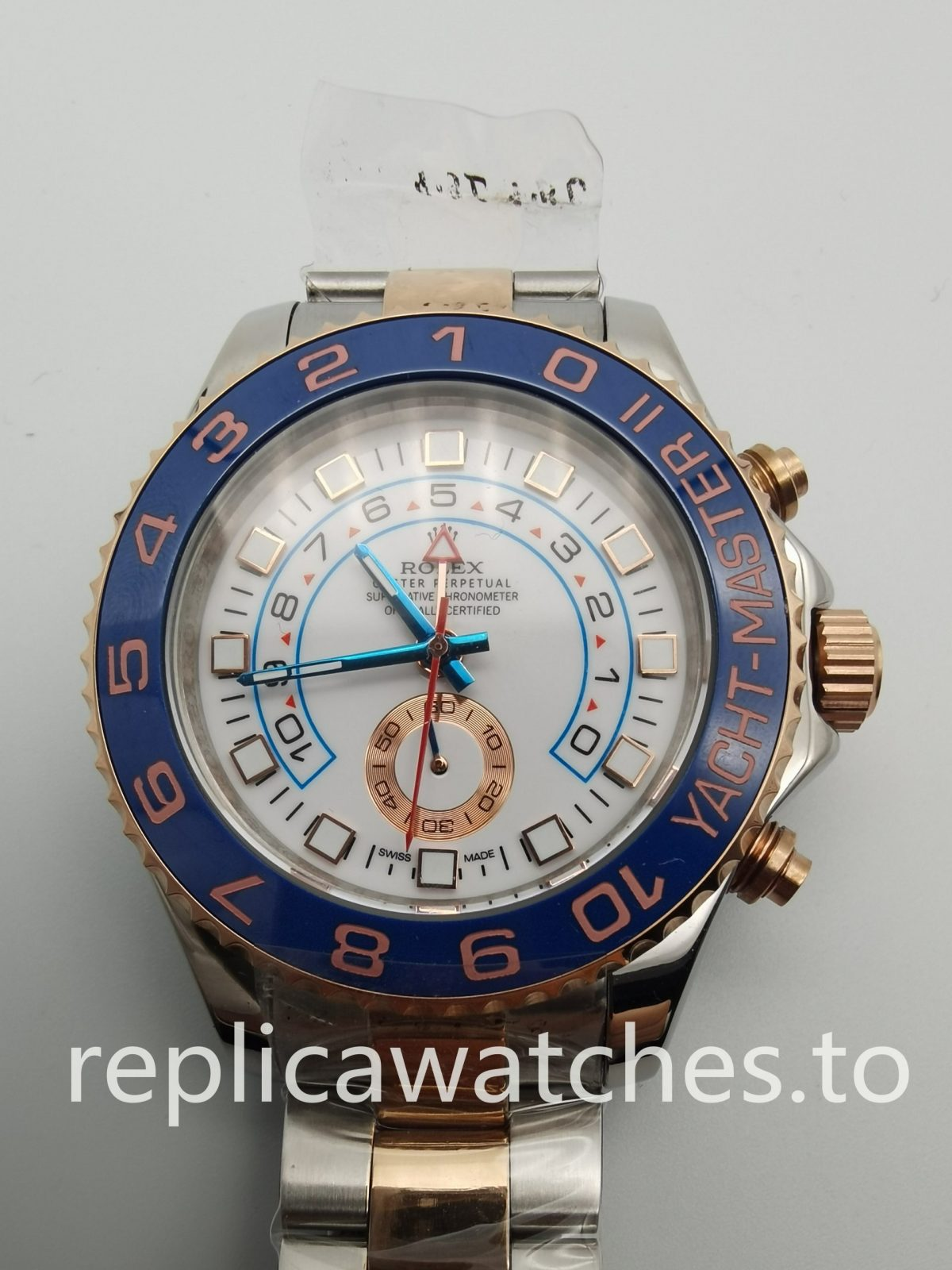 Rolex Yacht-master 116681 44mm 316 Grade Stainless Steel Watch For Man